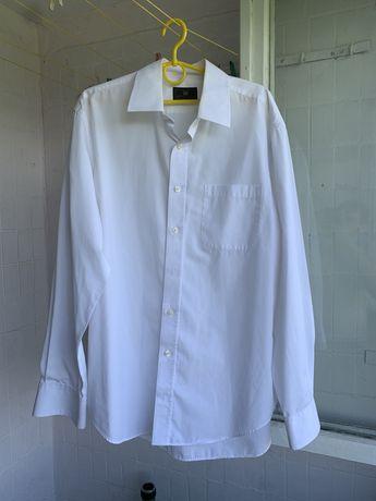 Бесплатно отдам белую рубашку