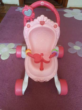 Толокар ходунки коляска