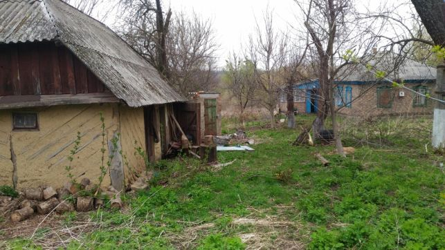 Участок, плюс небольшой дом Носачів - зображення 1