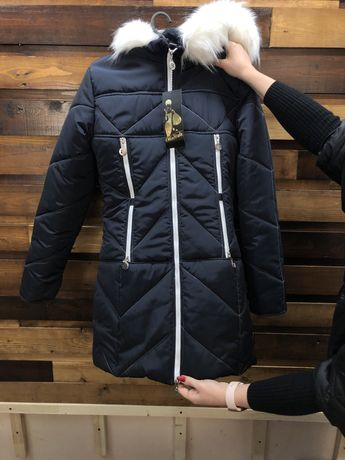 Женская курточка зима