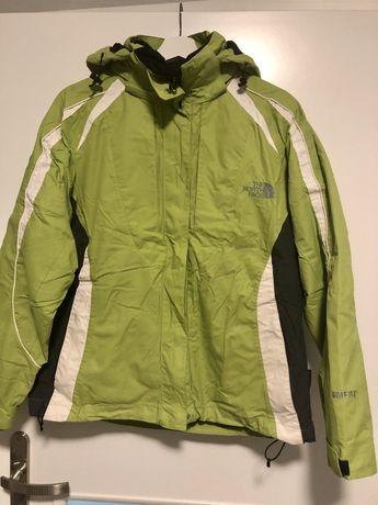 Komplet narciarski kurtka The North Face i spodnie 4F rozm. L