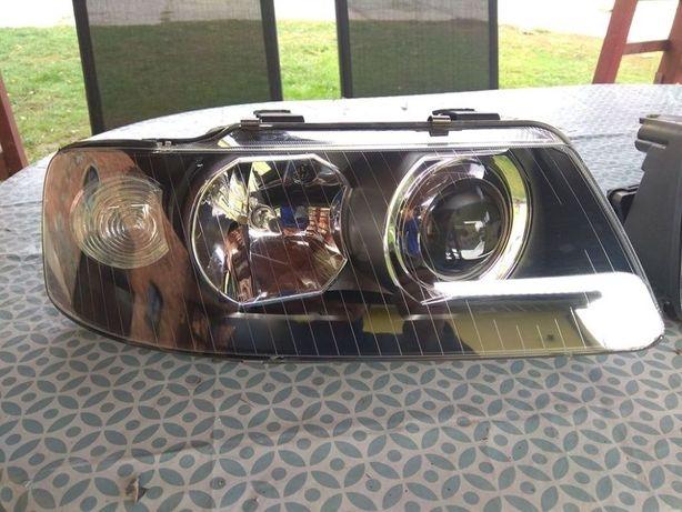 Lampy przednie przód BIXENON Audi A3 S3 8L Hella