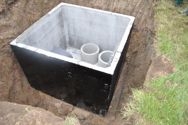 Szambo jednokomorowe szambo szczelne gnojowica deszczówka 1,2,3,4,5,6m