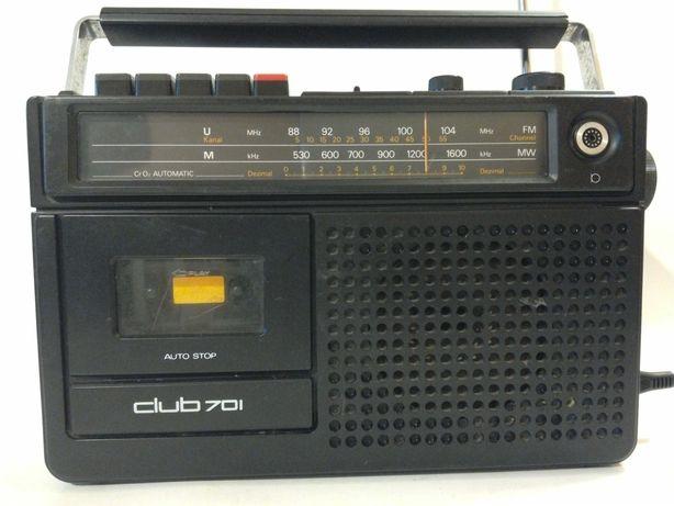 Stare radio CLUB 701 z FM z Niemiec. Tanio !