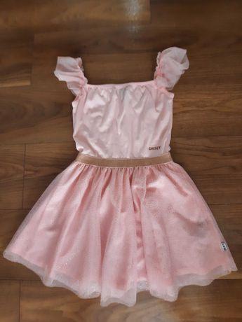 Sukienka łososiowa 122