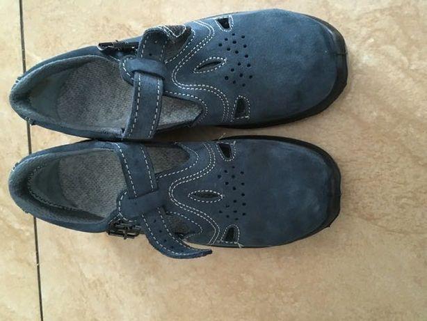 Obuwie bezpieczne i zawodowe buty ochronne