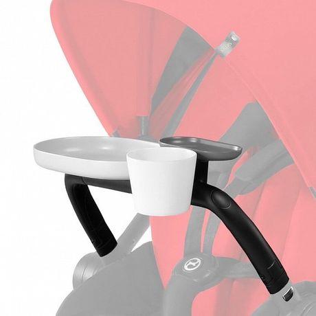 Бампер со столиком на коляску Cybex