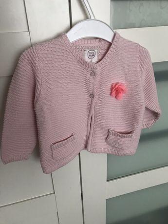 Sweterek dla dziewczynki Cool Club r. 68