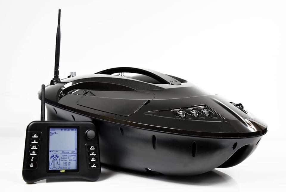 Łódka zanętowa MF-L5 GPS+Kompas+Echosonda