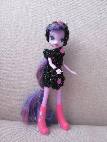 Lalka Hasbro My Little Pony Equesteria*Ubranka*Akcesoria*17szt+Lalka*