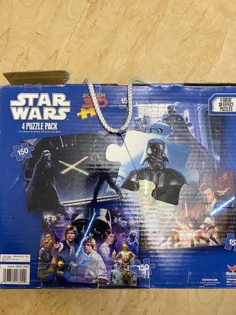3D Пазлы star wars