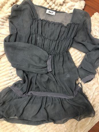 Парео накидка пляжная платье