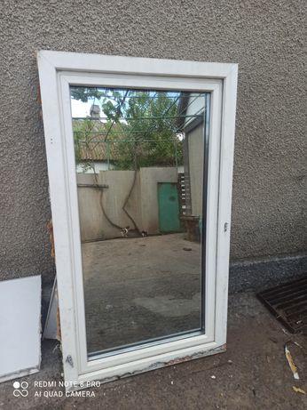 Продам окно пластиковое ширина 82 высота 142