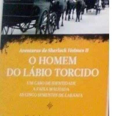 livros sherlock Holmes
