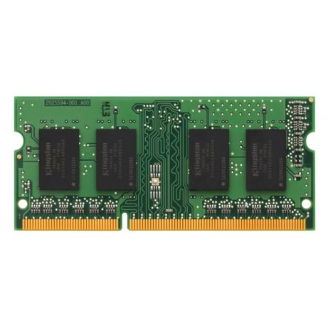 Memórias RAM 2x Kingston 4GB 1333MHz DDR3 Non-ecc CL9 - KVR13S9S8/4