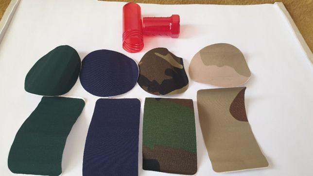 McNett- Zestaw naprawczy/ łatki Gore-Tex Fabric Repair Kit różne kolor