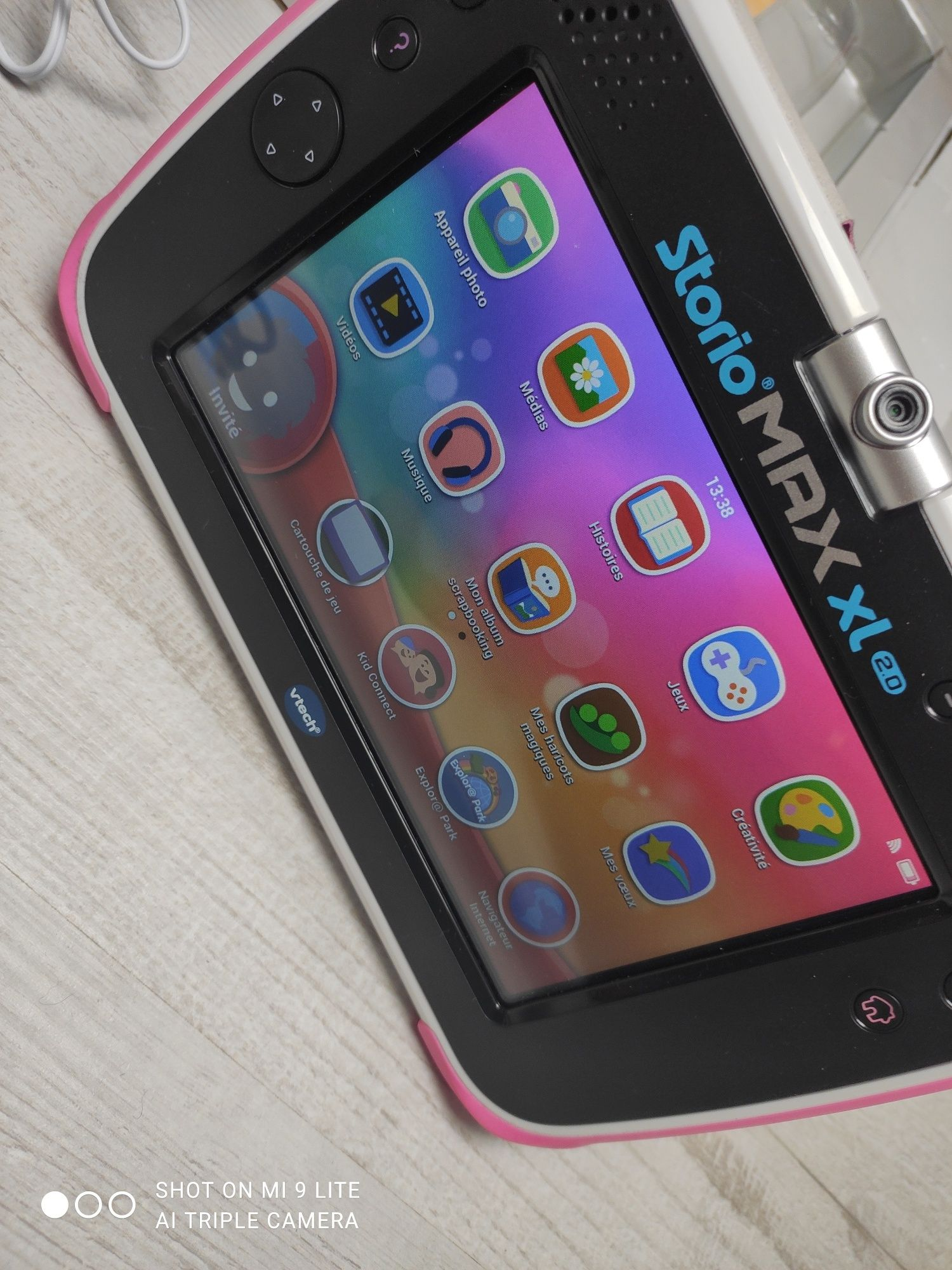 tablet vtech storio max xl 2.0