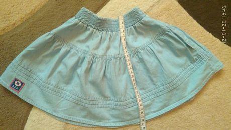 Продам джинсовую юбку ТМ БЕМБИ.