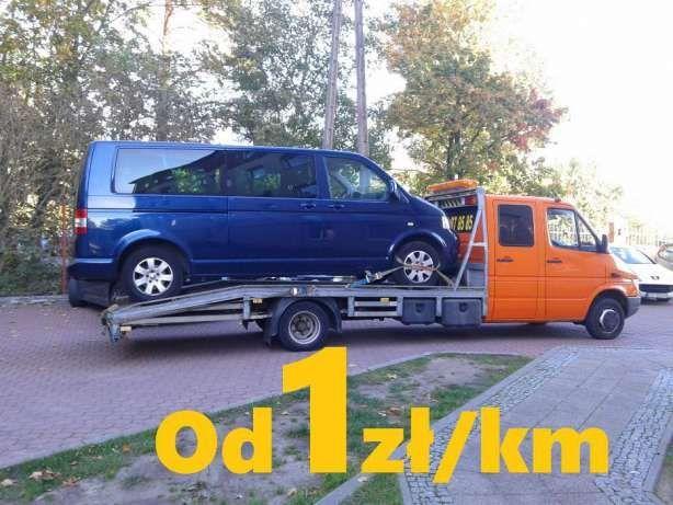 Laweta od 1zł/km_ Pomoc Drogowa_ Transport Autostrada A1 S6 S7 Gdańsk