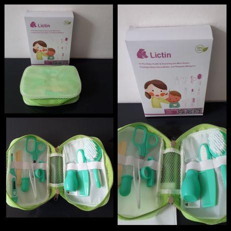 Zestaw pielęgnacyjny NOWY dla dziecka firmy Lictin