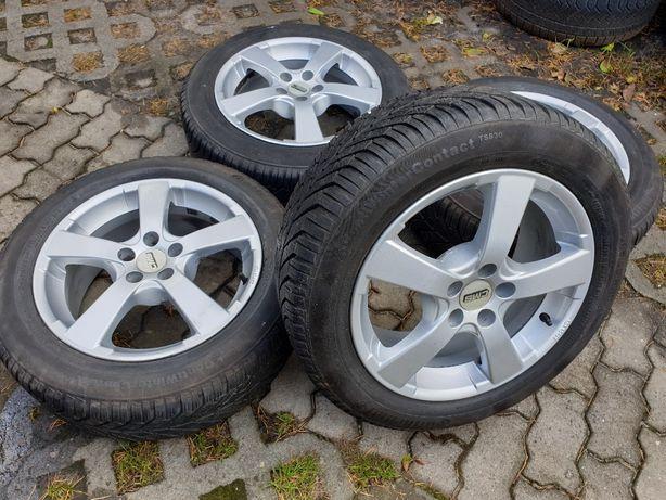 "Koła aluminiowe 16"" 5x100 Audi A3 VW Golf Seat Skoda Toyota Subaru"