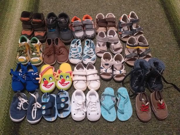 Дитяча обув сапожки, кросівки