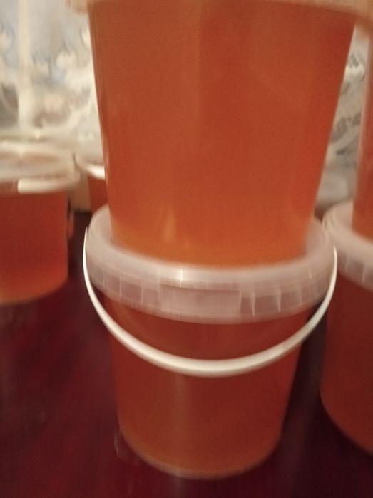Мед соняшник плюс різнотравя Пугачовка - изображение 1
