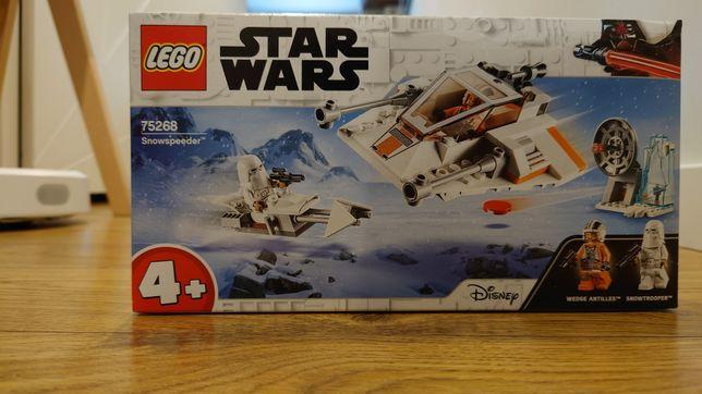 Nowe Lego Star Wars - TM Śmigacz śnieżny 75268