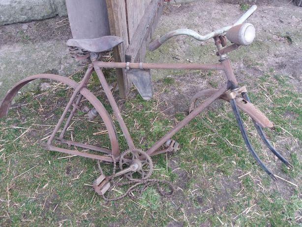Stara przedwojenne rower