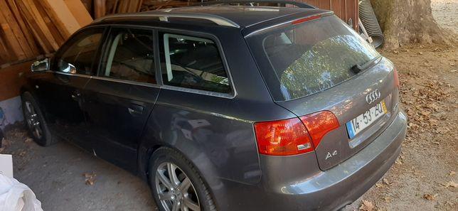 Carrinha Audi A4 2005