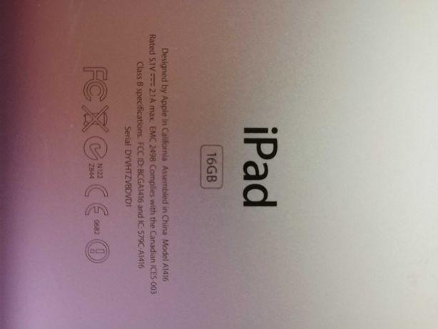 Sprzedam IPada model A1416