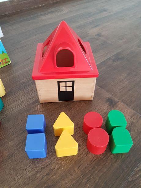 Икеа сортер развивающая игрушка