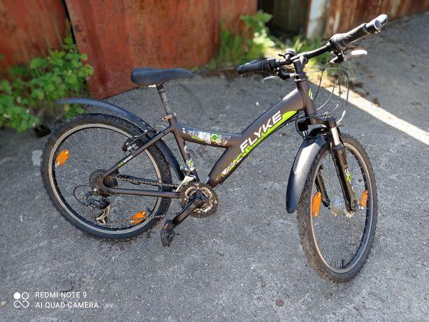 Велосипед підлітковий Алюмінієва рама 24 колесо