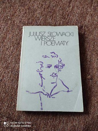 Juliusz Słowacki Wiersze i poematy