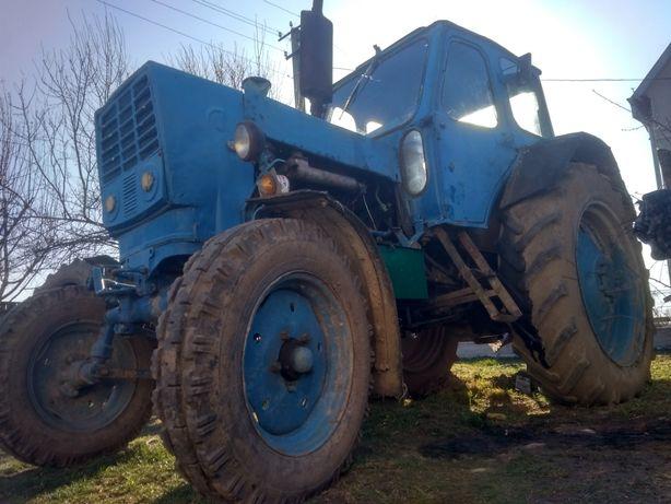 Терміново!!!На ходу трактор ЮМЗ-6 в комплекті з навісним