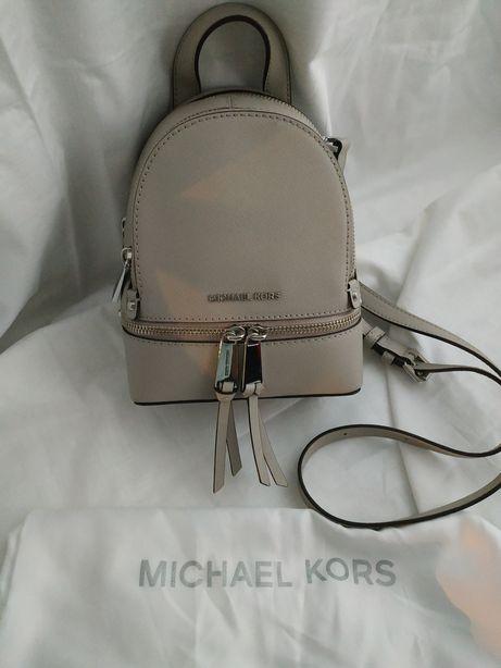 Torebka plecak Michael Kors Rhea Zip luksusowy edycja limitowana koloC