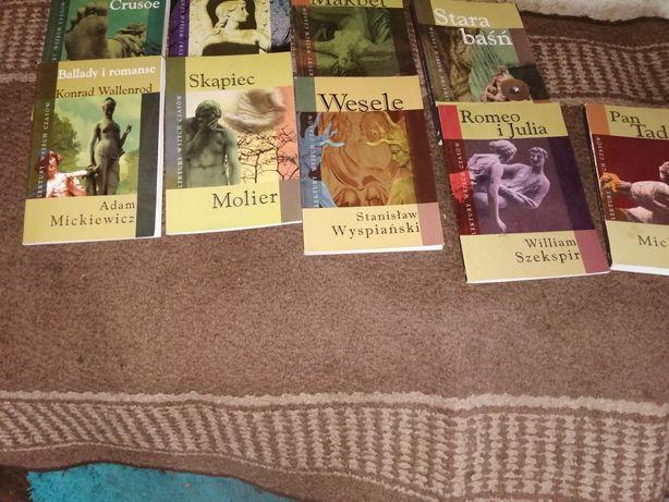 Sprzedam serię książek