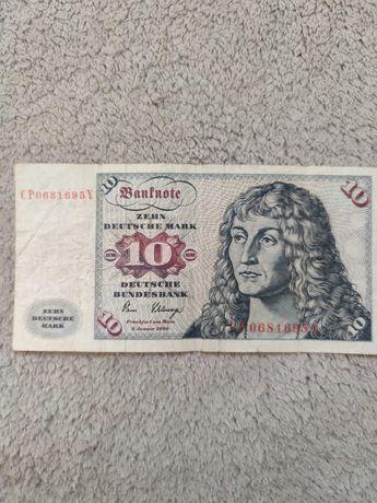 Banknot Deutsche Mark