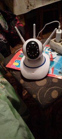 Продам айпі камеру підключення до телефону
