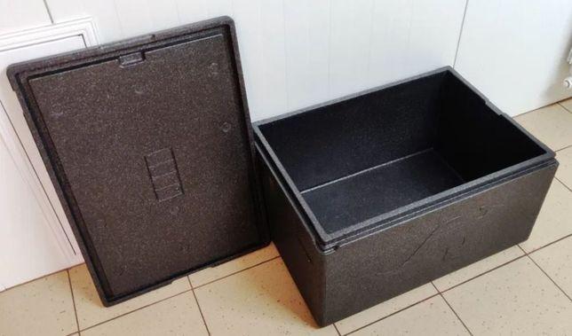 Pojemnik termoizolacyjny transportowy 80 litrów KÄNGABOX Expert