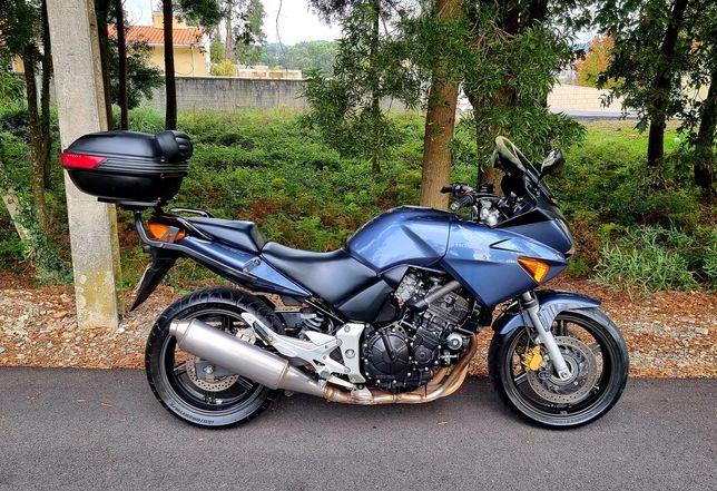 Honda CBF 600 ABS como nova