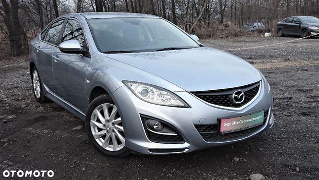 Mazda 6 Salonowa 2.0 6biegów 5drzwi Lifting 2011 Bose Pdc Rvm