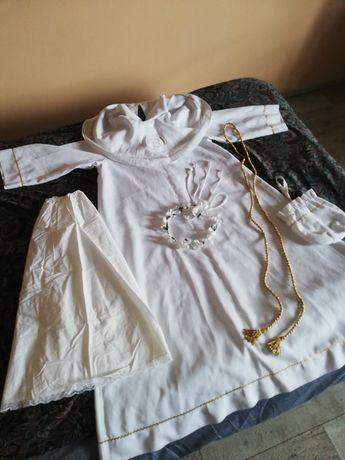 Sukienka Pierwsza Komunia Św. Alba