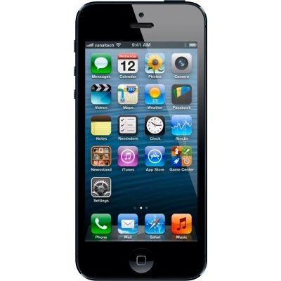 iPhone 5 Desbloqueado 16GB Preto