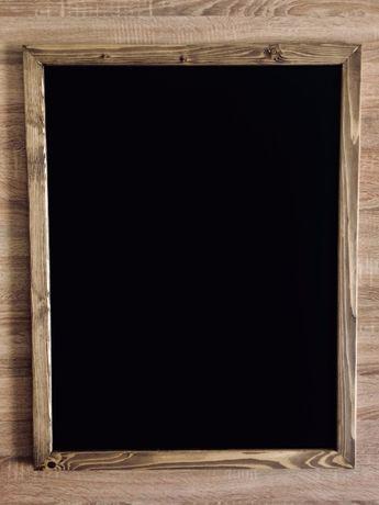 Доска меню грифельная для заведения 420 * 300 мм., меню, штендер