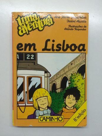 Livro - Uma Aventura em Lisboa
