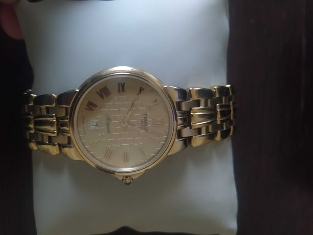 Tissot Marquise Gold