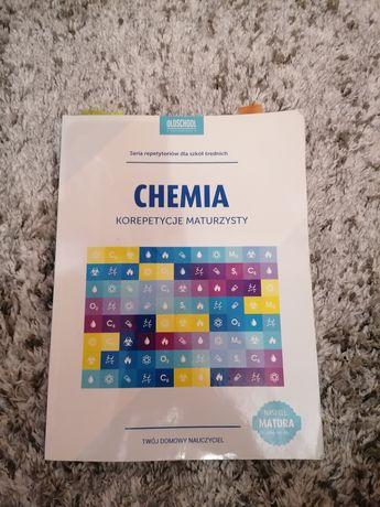 Chemia repetytorium Maturzysty fioletowe oldschool