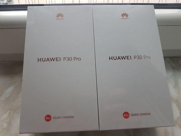 NOWY Zafoliowany Huawei P30 PRO 3 kolory, 2 lata Gwarancji POLSKA