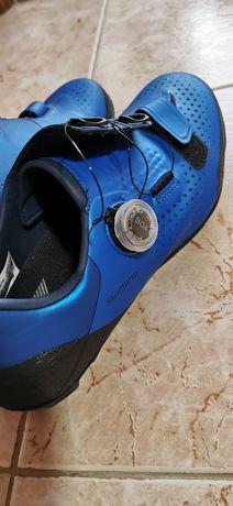 Ténis Shimano XC5 MTB azul (42)